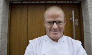 Heston Blumenthal Named 'World's Best Chef'