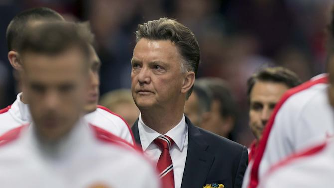 Man Utd beat Valencia 2-1 in van Gaal home debut