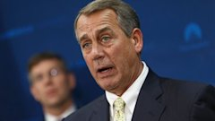 AP john boehner 01 jef 140507 16x9 608 John Boehner Predicts Were Going to Pay for Bergdahl Deal