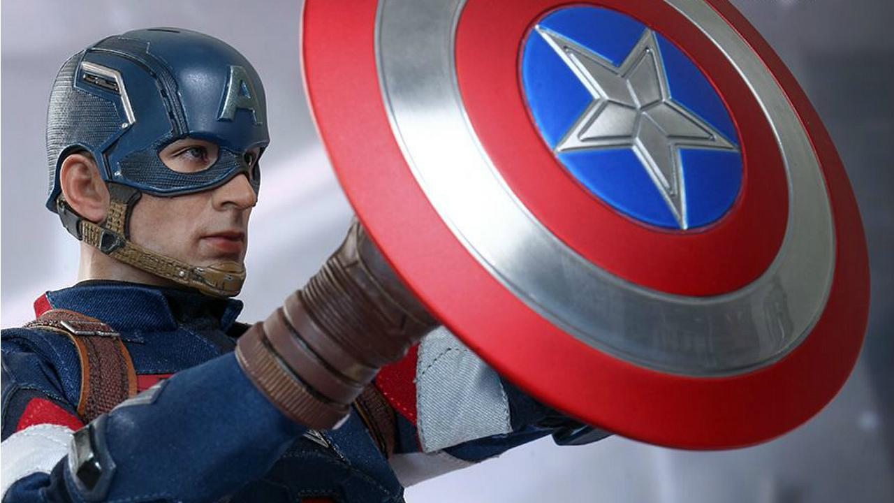 Hot Toys Captain America: Avengers Age of Ultron Figure Reveals New Costume