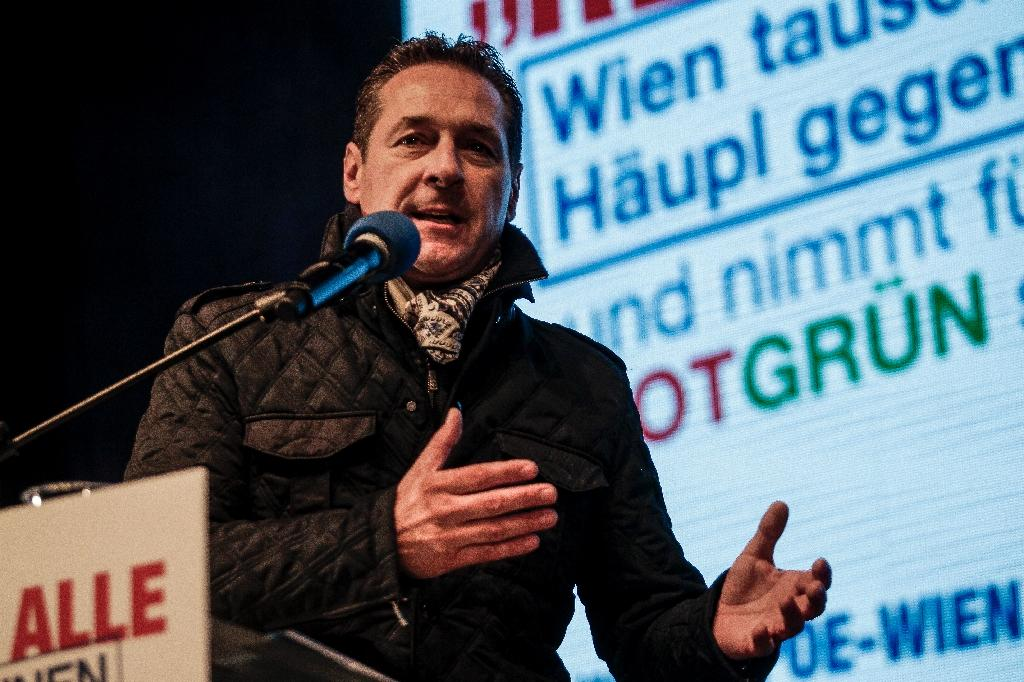 Austria's far-right leader aims to conquer Vienna's 'red bastion'