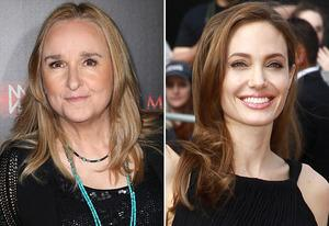 Melissa Etheridge, Angelina Jolie | Photo Credits: David Livingston/Getty Images; Fred Duval/FilmMagic