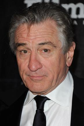Two Screen Legends Meet As Robert De Niro Receives SBIFF's Kirk Douglas Award