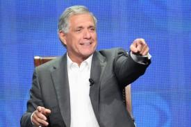 Les Moonves Expects To Add 2 Comedies And 2 Dramas To CBS Schedule