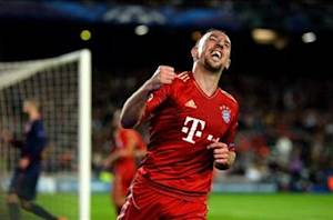 Ribery fit for Nurnberg clash