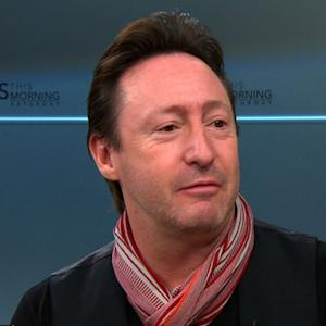 Julian Lennon's return to the spotlight