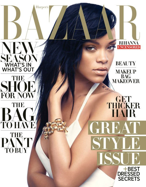 Rihanna Interview: I Wanted Chris Brown Because He Was 'Dirty' & Shocking