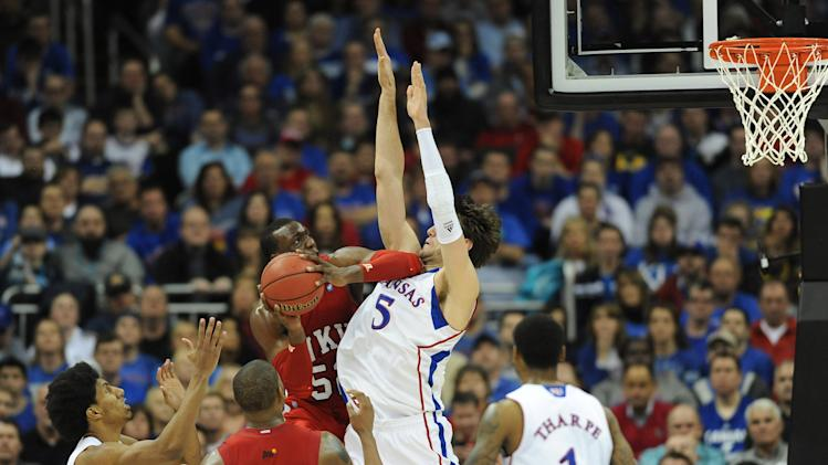 NCAA Basketball: NCAA Tournament-2nd Round-Kansas vs Western Kentucky