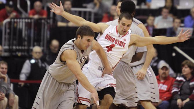 Ross, Smith lead Ohio State in exhibition win