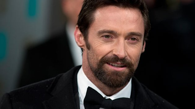 Hugh Jackman Denies Gay Rumors (ABC News)