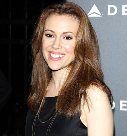 Alyssa Milano: Son Milo &quot;Started Talking at 4 Months&quot;