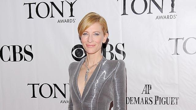 Blanchett Cate Tony Awards