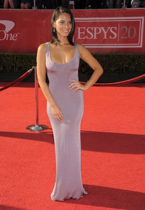 Olivia Munn en los Espy 2012
