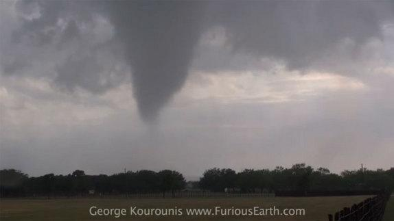 What Explains the Recent Outbreak of Tornadoes?