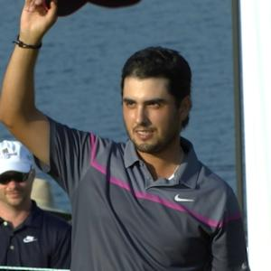 Abraham Ancer survives playoff to claim win at the Nova Scotia Open
