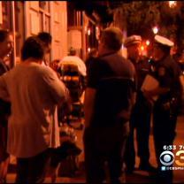 36 People Evacuated From Center City Apartment Building