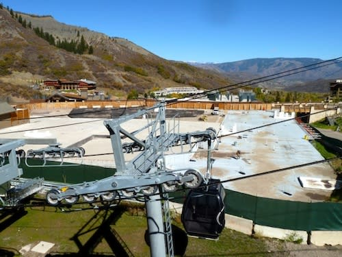 Local Developer is Booted from Snowmass Base Village Project