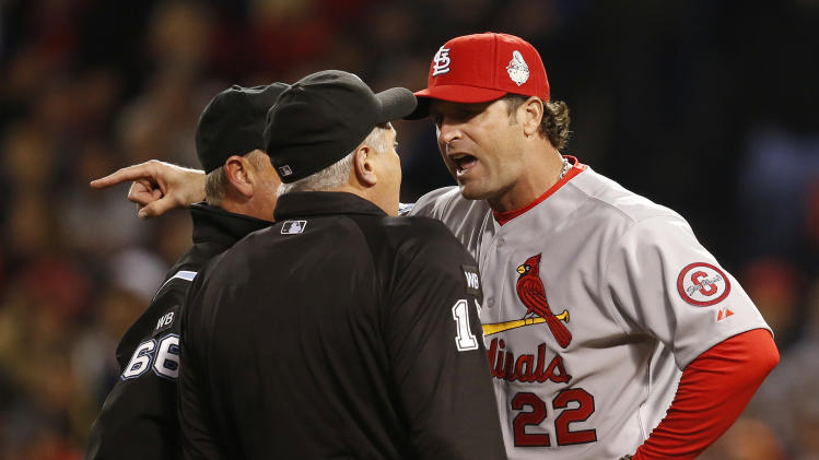 Heading Home: Cards eager to return to Busch
