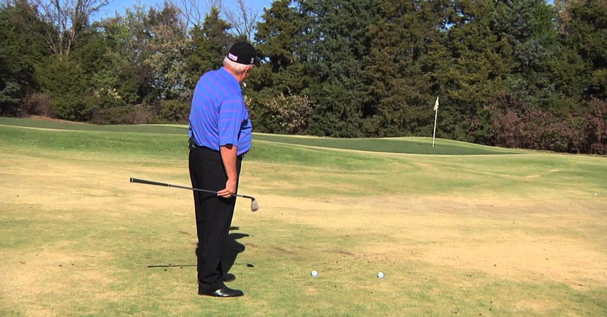 Golfers: Hit Straight Every Time
