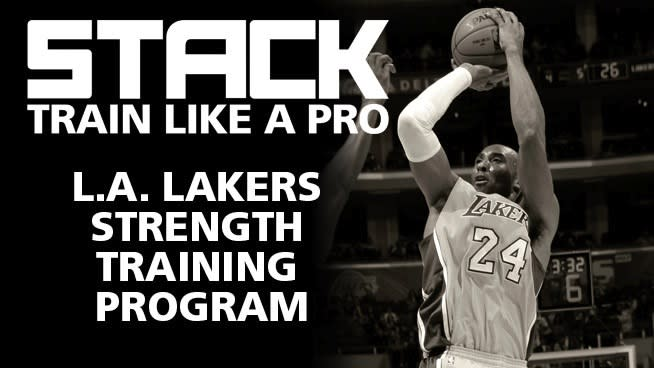 Train Like a Pro: Los Angeles Lakers Strength Training Program