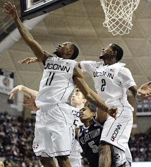UConn's Daniels off to NBA, Boatright staying