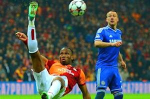 Drogba: I wish I'd scored against Chelsea