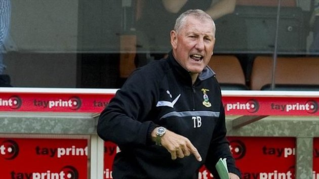 Terry Butcher would love to have played in Inverness' win at Kilmarnock