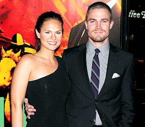 Stephen Amell Marries America's Next Top Model's Cassandra Jean!
