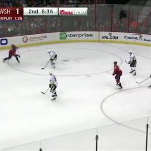 Marc-Andre Fleury Save on Alex Ovechkin (13:27/2nd)