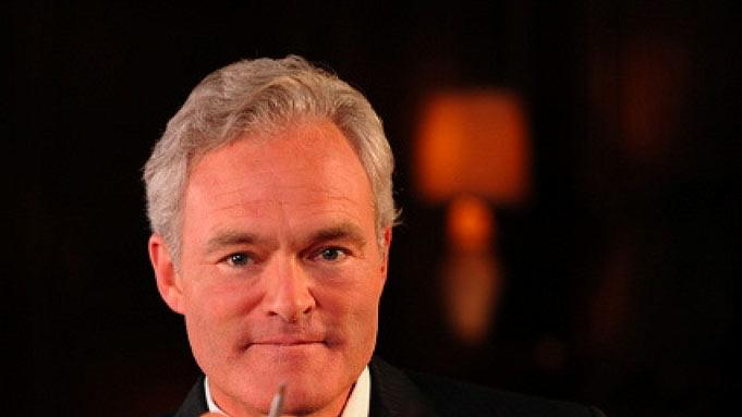"Scott Pelley, Correspondent for ""60 Minutes."""