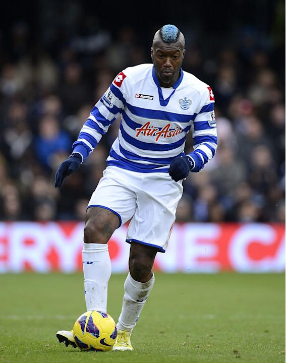 Soccer - Djibril Cisse File Photo