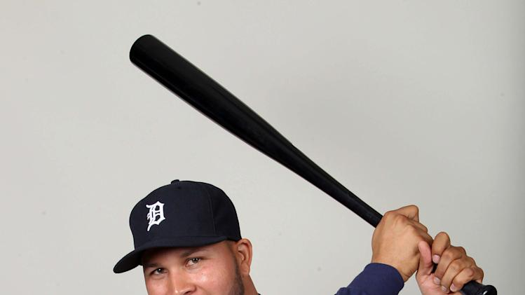 MLB: Detroit Tigers-Photo Day