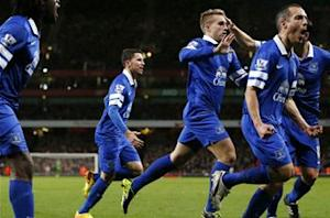 Everton loanee Deulofeu out for 'a few weeks'