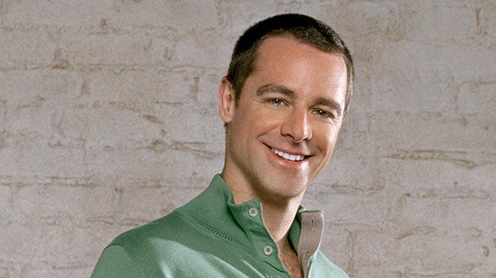 David Sutcliffe stars as Christopher in Gilmore Girls on The CW.