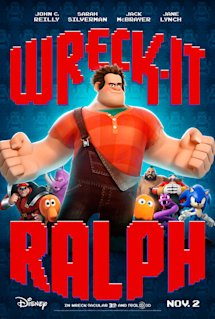 Poster of Wreck-It Ralph in 3D