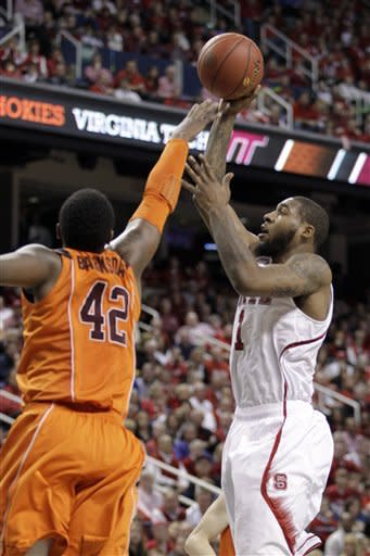 NC State rolls past Virginia Tech 80-63 in ACCs