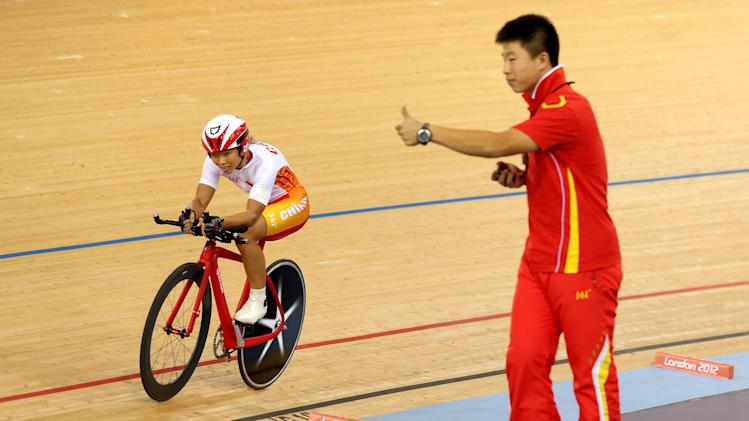 2012 London Paralympics - Day 1 - Cycling - Track