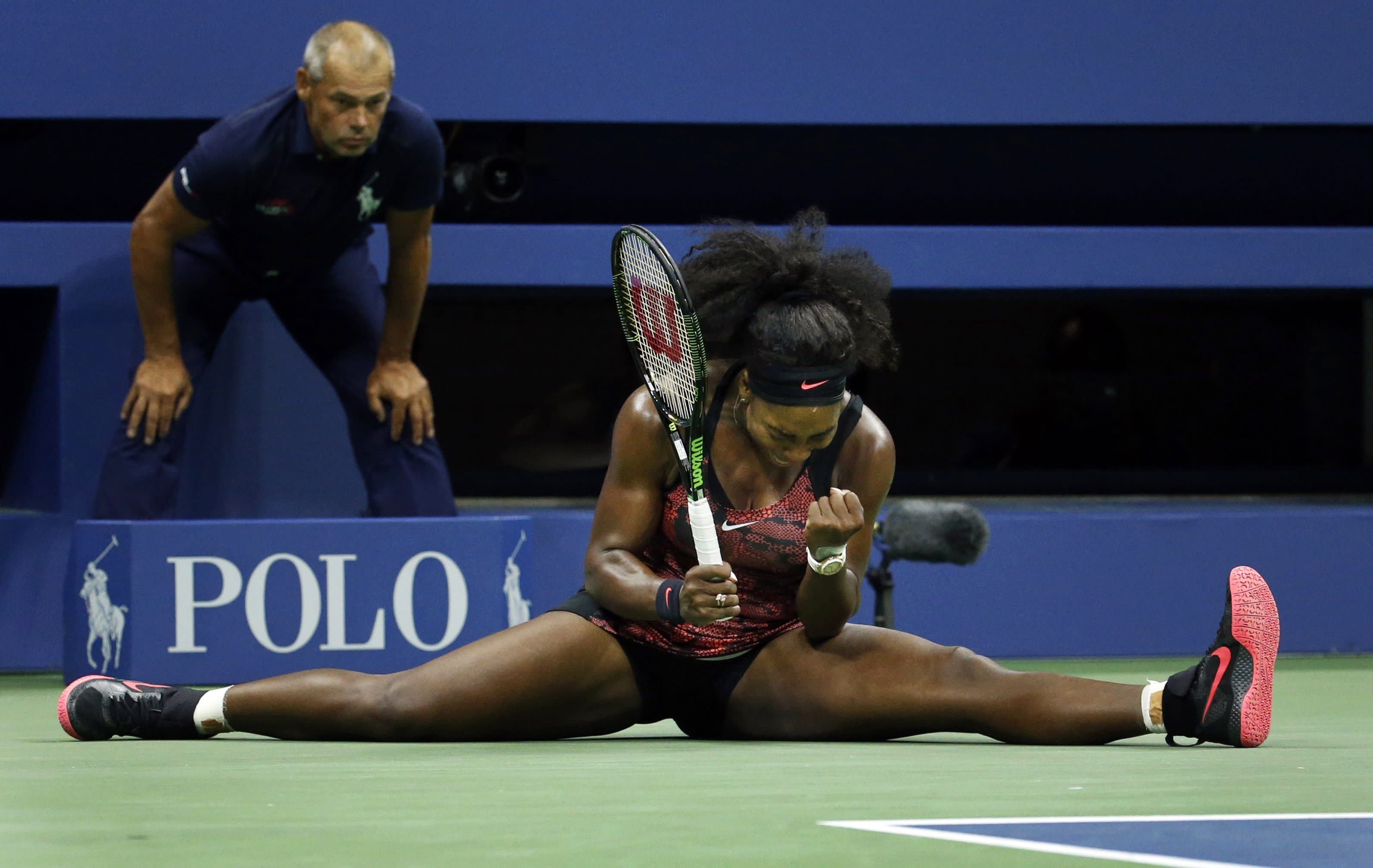 Serena Williams' comeback extends Grand Slam try at US Open