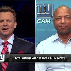 New York Giants GM Jerry Reese: 'Landon Collins stuck out to us'