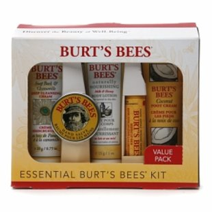 Burt's Bees Essentials Kit