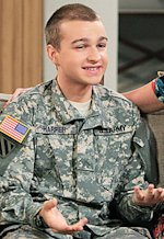 Angus T Jones | Photo Credits: Sonja Flemming/CBS