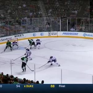 Viktor Fasth Save on Tyler Seguin (18:04/1st)