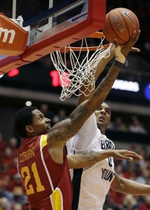 Iowa State thumps BYU 83-62