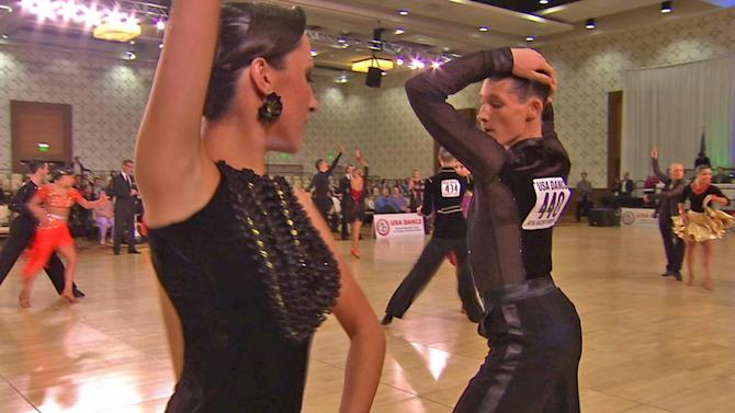 USA Dance Nationals hits downtown LA for weekend competition