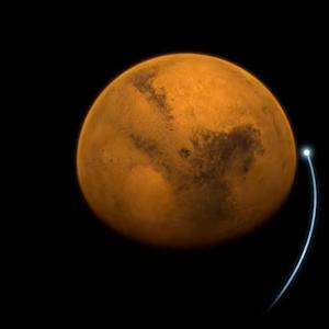 NASA's Maven reaches Mars after year-long journey