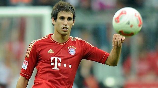 2012/2013 FC Bayern Javi Martnez