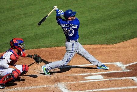 Toronto bats fire to stave off elimination