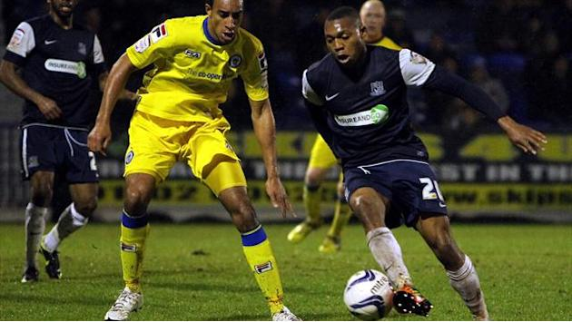 Football - Assombalonga extends Shrimpers loan