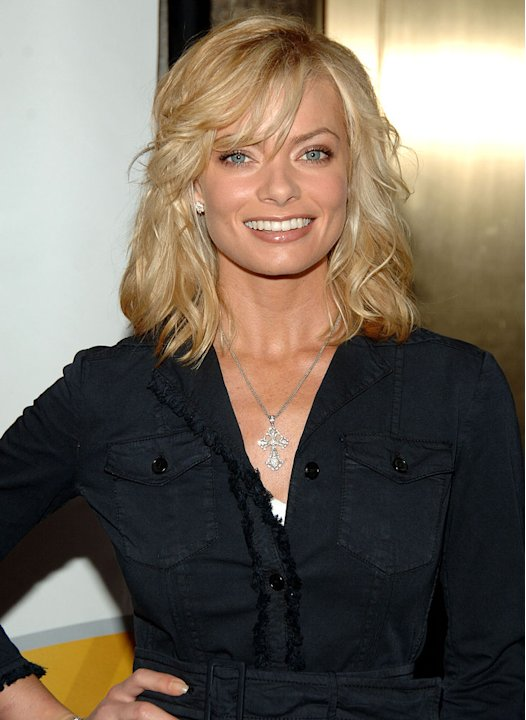 Jaime Pressly at the NBC Primetime Preview 2006-2007.