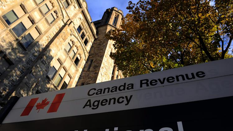 Canada Revenue Agency/CP